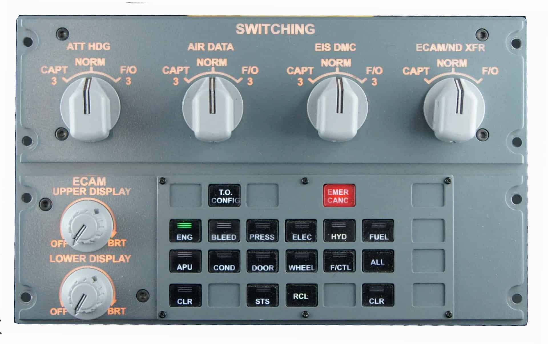 ECAM & Switching Module