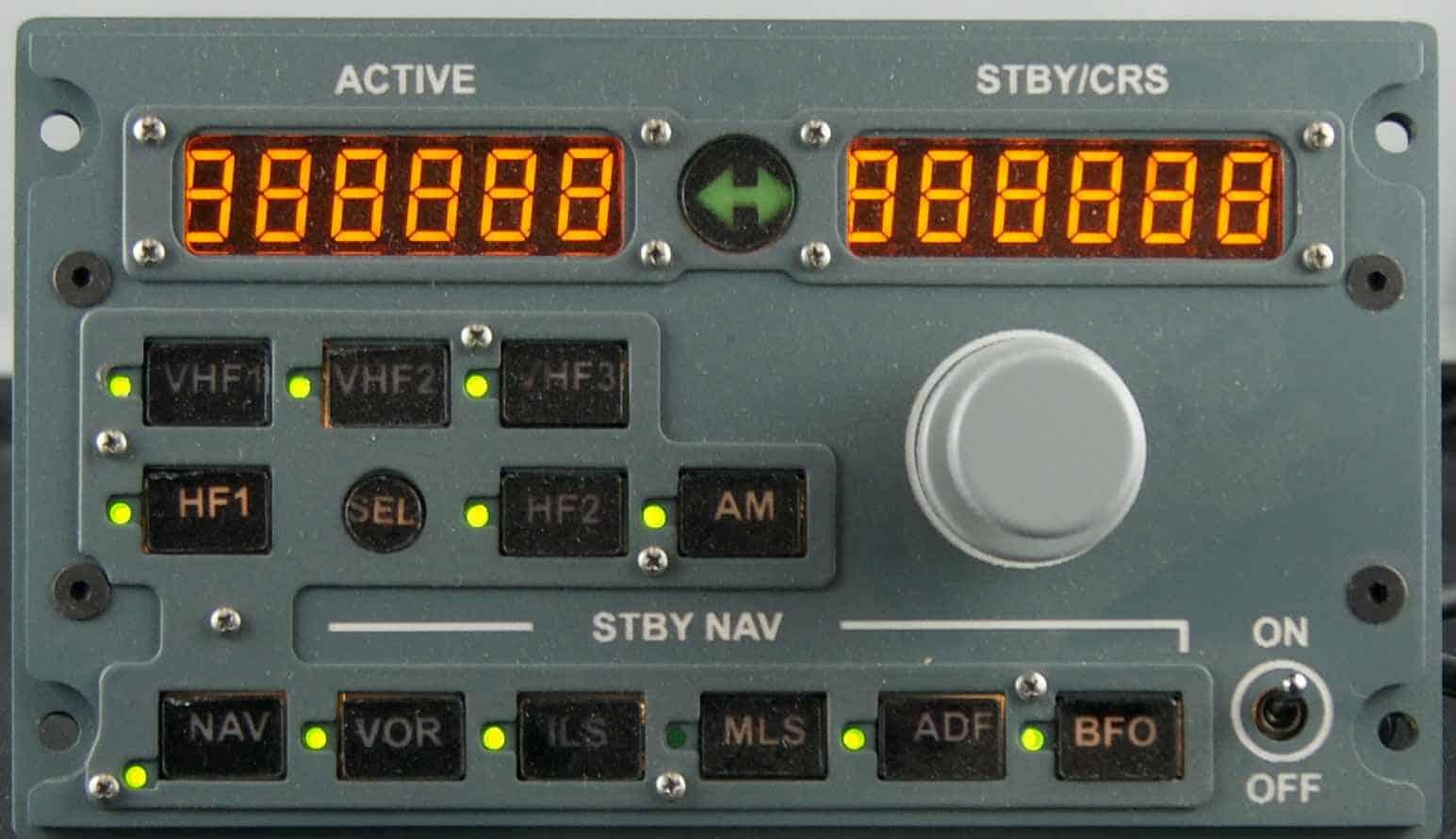 COM NAV Module RMP