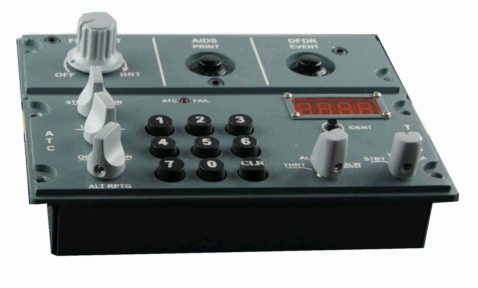 TCAS Transponder ATC