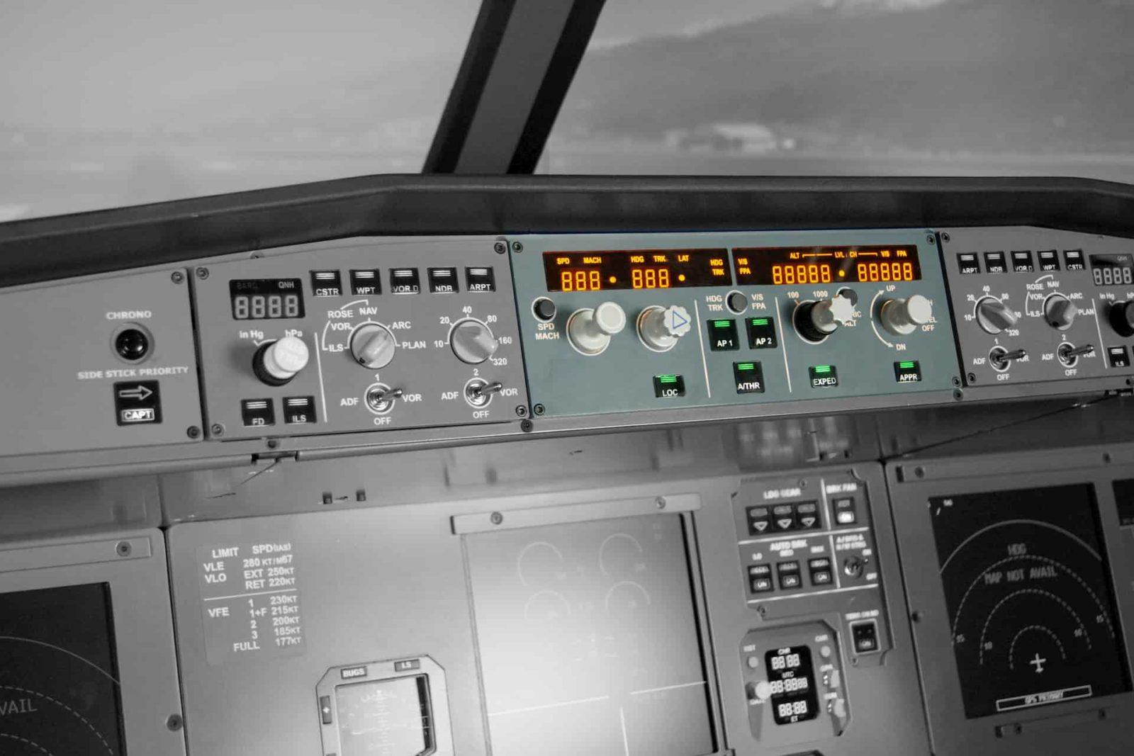 FCU Flight Control Unit