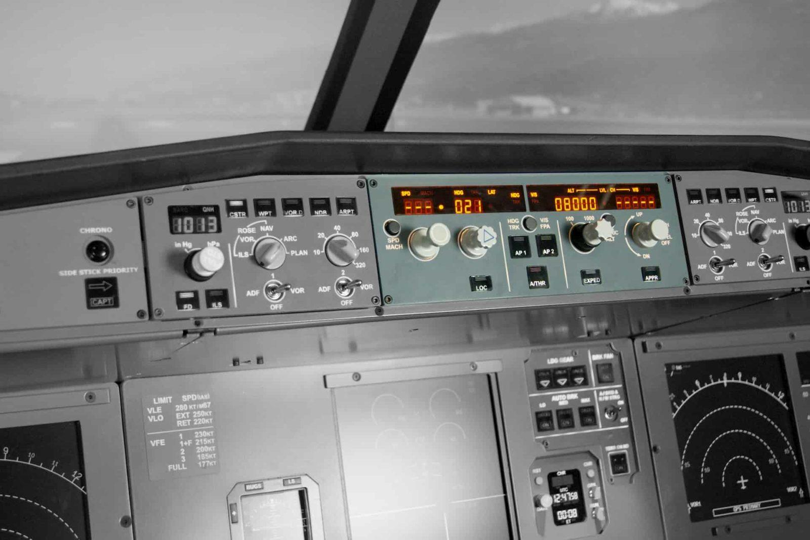 FCU Flight Control Unit