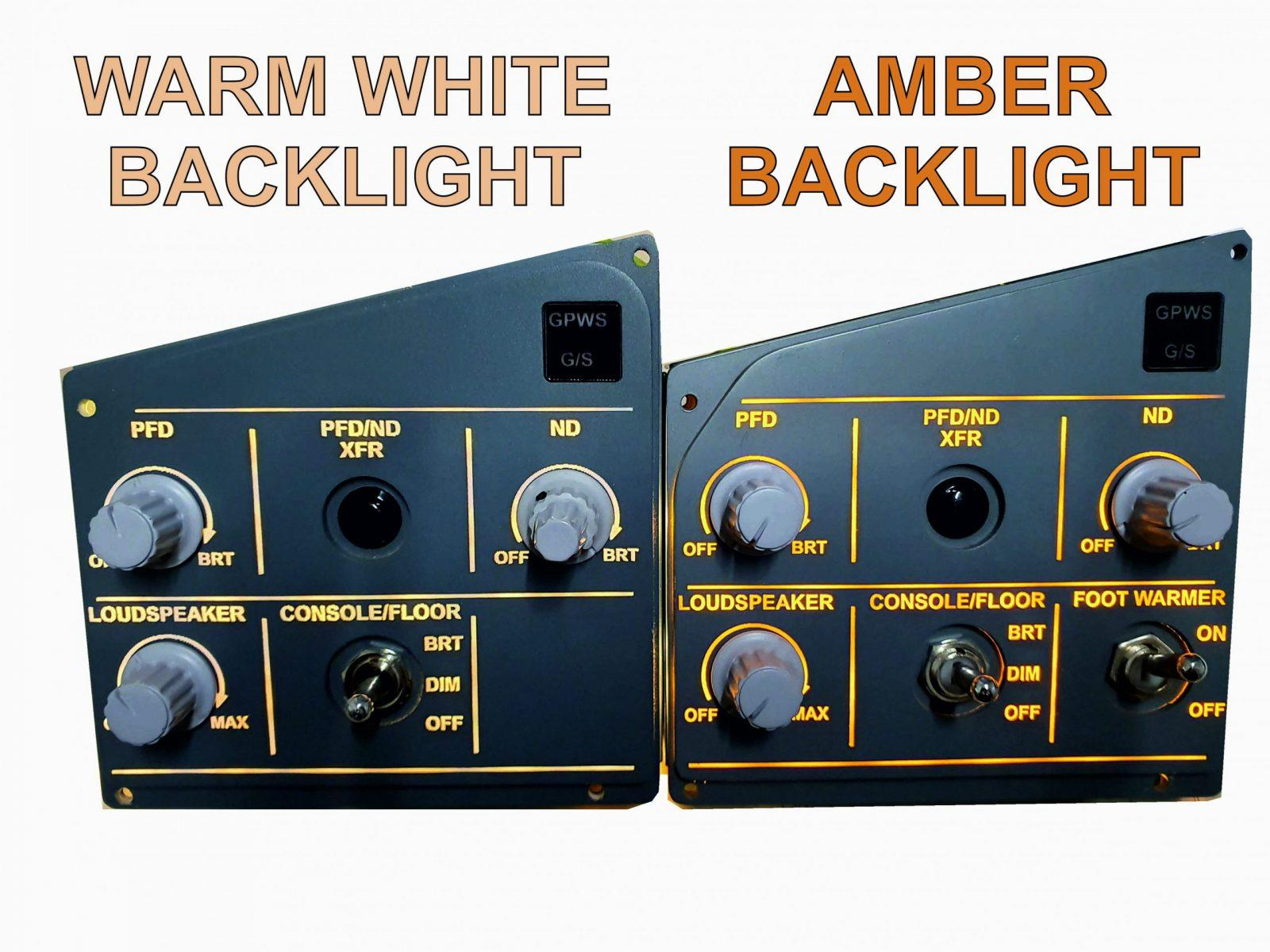 Backlight Variants
